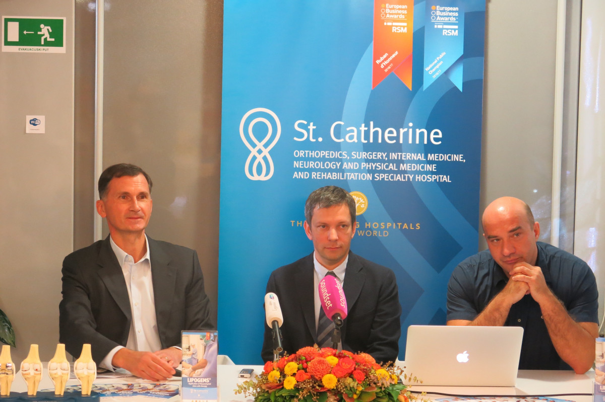St. Catherine Special Hospital Announces Major Medical Breakthrough
