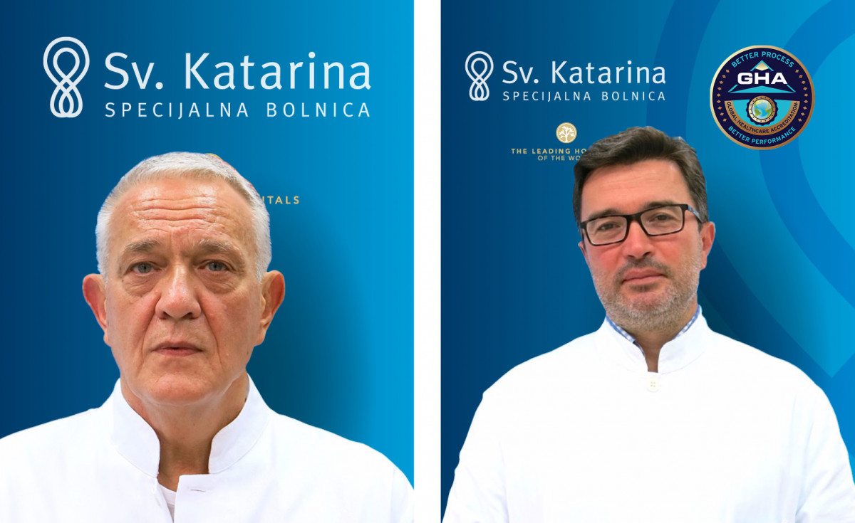 Prominent Croatian neurosurgeons have joint the expert team of St. Catherine Hospital