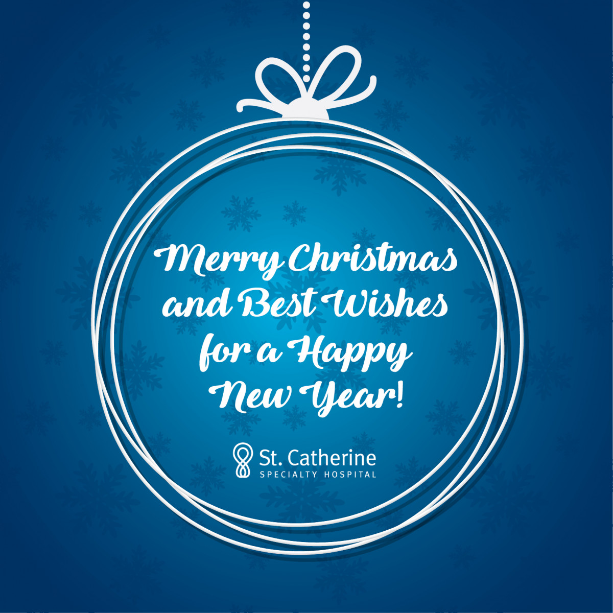 Marry Christmas And Best Wishes For A Happy New Year