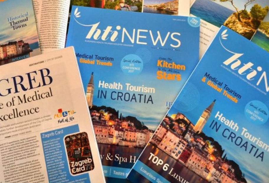 Total Croatia News on Medical Tourism in Zagreb