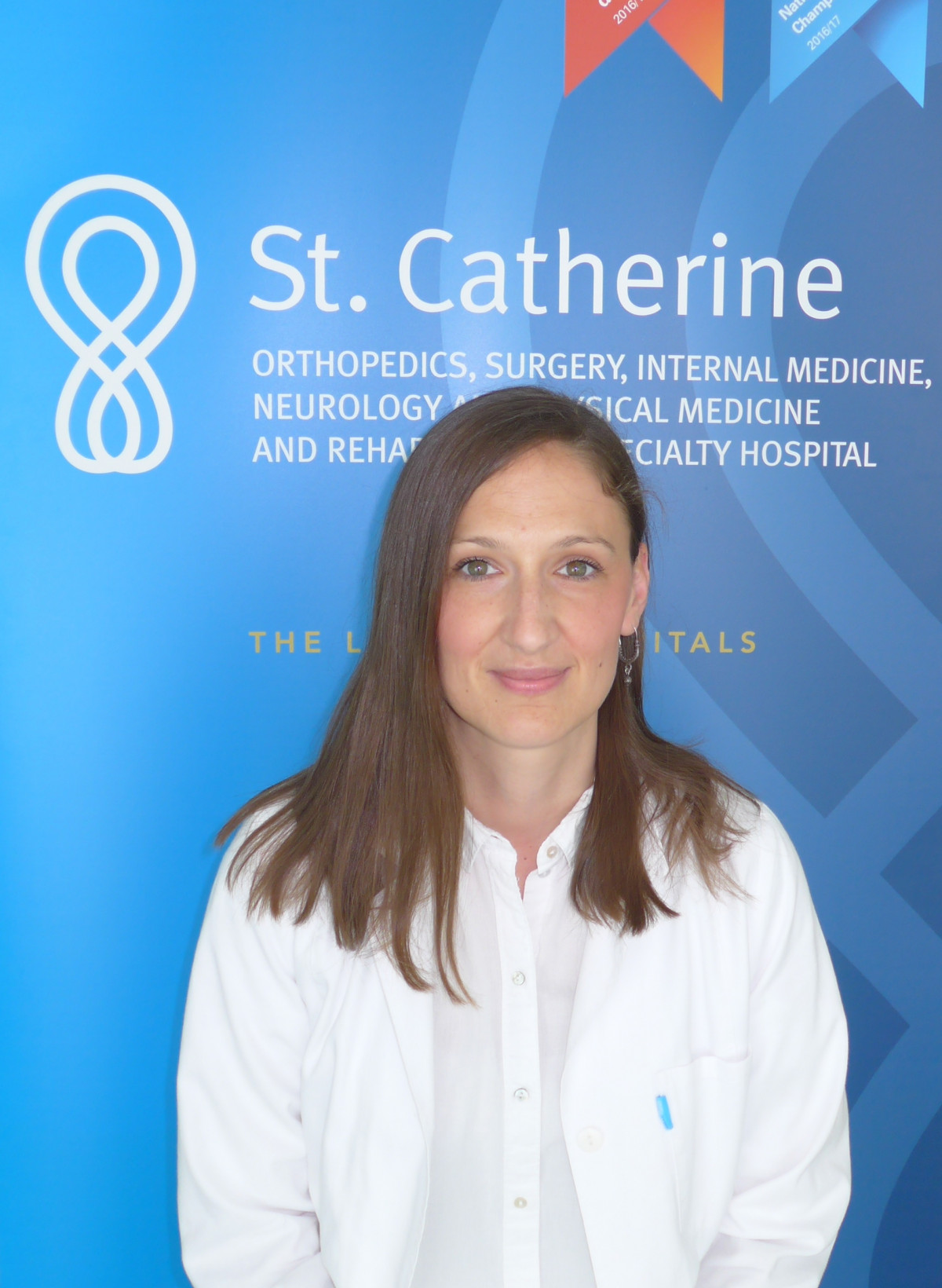 Dr. Iva Milivojević joined St. Catherine's Hospital team in 2018.