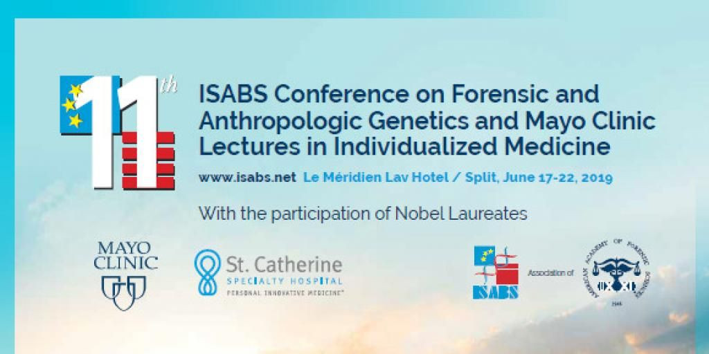 11th ISABS Conference in Split, Croatia